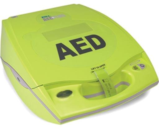 External Defibrillator