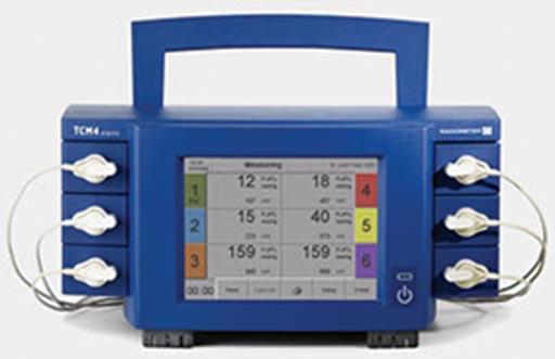 Transcutaneous Monitor