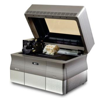 Image: The Stratasys Objet24 Pro 3D printer (Photo courtesy of Stratasys).