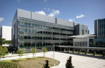 Image: The new University Medical Center in New Orleans (LA, USA) (Photo courtesy LCMC Health).