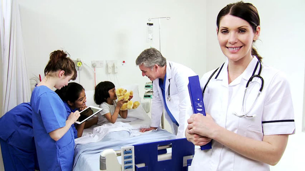 Image: A new study shows nursing care affects patient outcomes (Photo courtesy of Shutterstock).