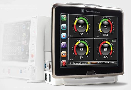 Image: The HemoSphere advanced monitoring platform (Photo courtesy of Edwards Lifesciences).