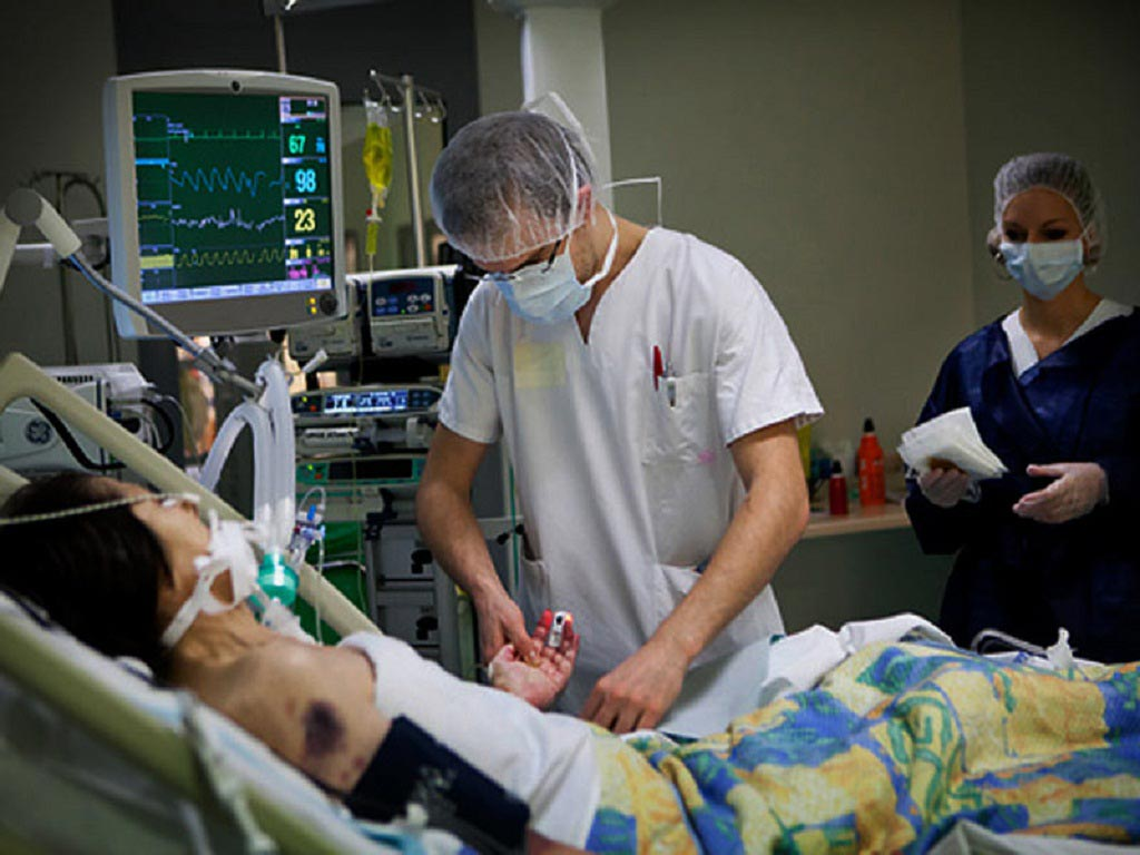 Image: New protocols for rapid sepsis treatment prove effective (Photo courtesy of Poinphoto).