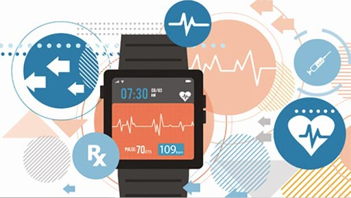 Image: The global market for wearable medical devices is projected to grow at a CAGR of more than 9% by 2021 (Photo courtesy of iStock).