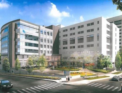 Корпус медучреждения First Hill Medical компании Swedish Health (фото любезно предоставлено Swedish Health).