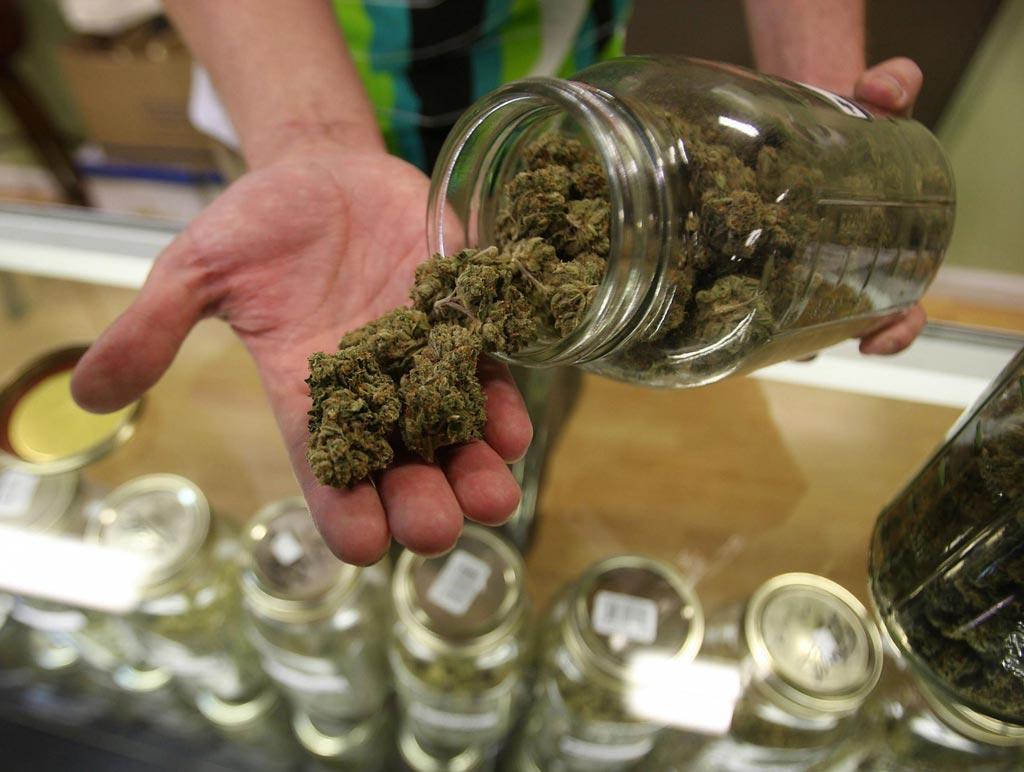 Image: A new study shows medicinal use of cannabis is on the rise among cancer patients (Photo courtesy of Getty Images).