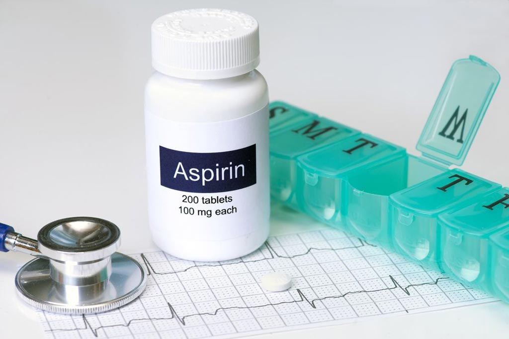 Image: A new study claims stopping daily aspirin increases risk of secondary cardiovascular events (Photo courtesy of Shutterstock).
