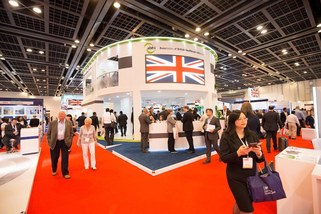 Image: The ABHI will travel with 120 UK companies to the MEDICA trade show in Germany (Photo courtesy of the ABHI).