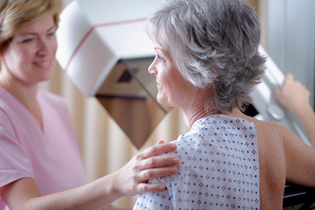 Image: A new study shows the majority of women prefer a mammogram every year versus every two years (Photo courtesy of Thinkstock).