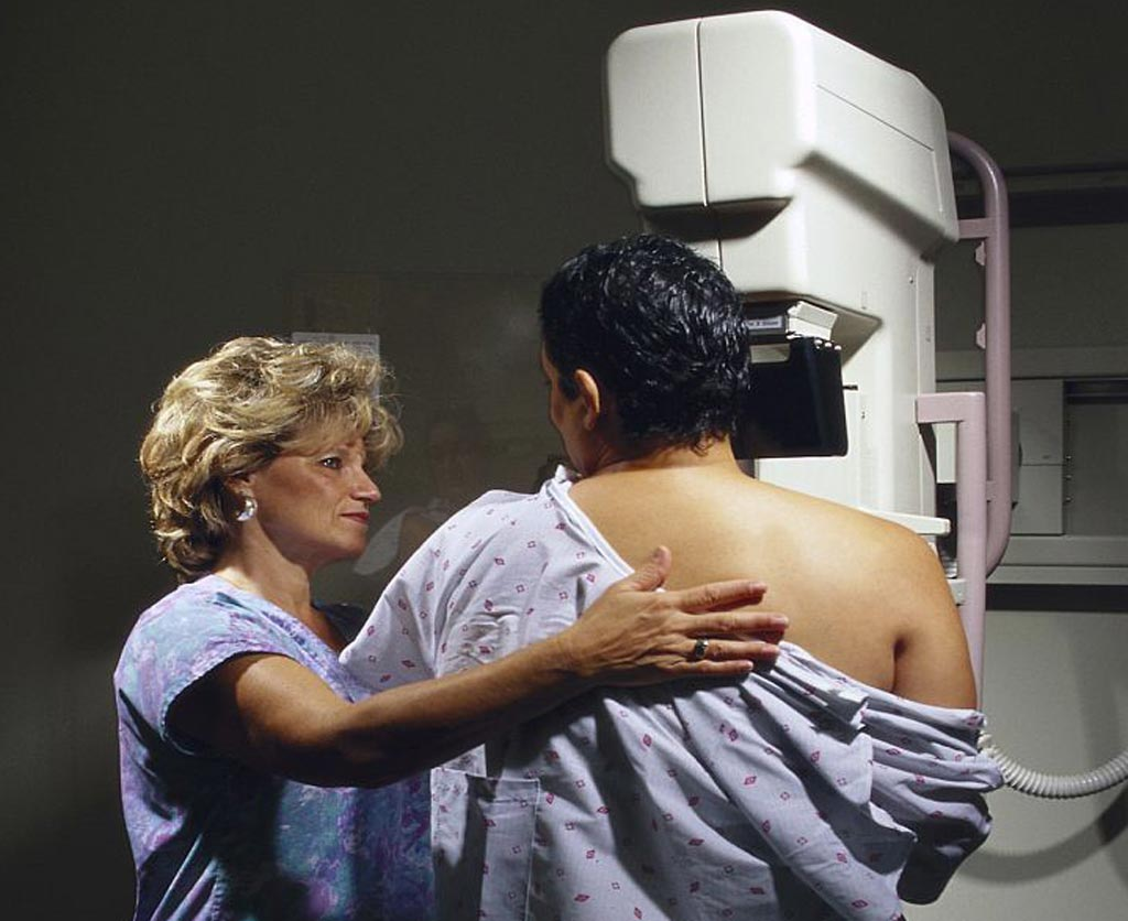 Image: A new study suggests heavier women may require more frequent mammograms (Photo courtesy of Shutterstock).