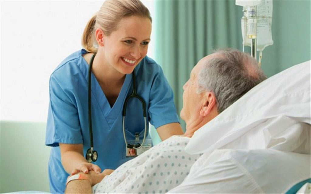 Image: New research shows nurses have a major impact on perception of quality of care (Photo courtesy of Getty Images).