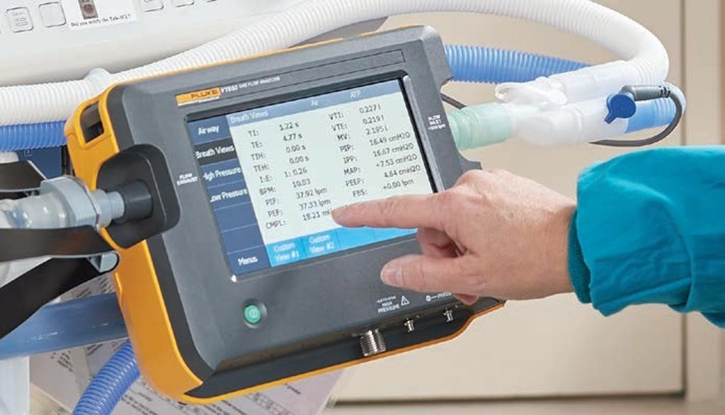 Fluke Biomedical, RaySafe, and LANDAUER Display New Products