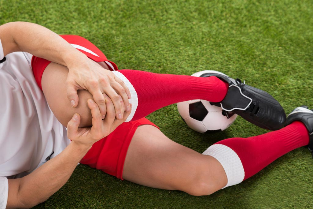 Image: A new study asserts that repairing meniscus tears in children improves their lives as adults (Photo courtesy of Shutterstock).