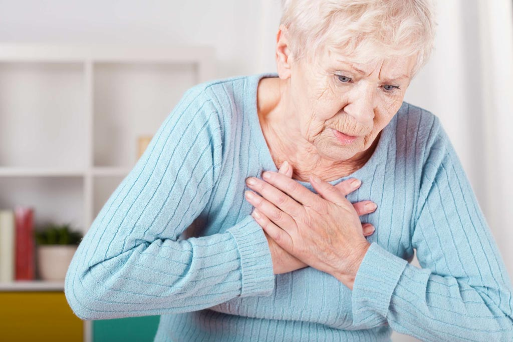 Image: A new study shows that mortality due to heart failure is higher in women (Photo courtesy of Deposit Photos).