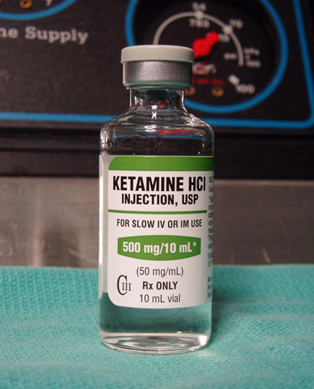 Image: New research suggests ketamine can rapidly reduce suicidal thoughts in the depressed (Photo courtesy of Erowid).