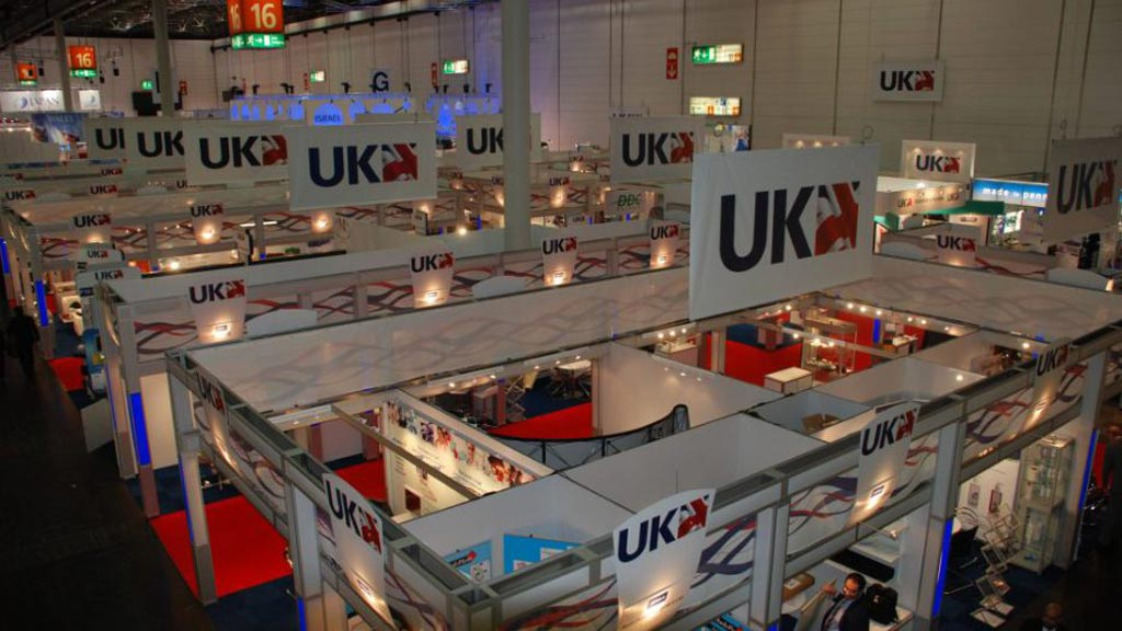 Image: Leading the UK pavilion, the Association of British HealthTech Industries (ABHI) supports British health technology companies interested in developing and nurturing worldwide trade links (Photo courtesy of Medica).