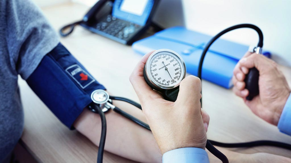 Image: New research shows both systolic and diastolic BP affect cardiovascular events (Photo courtesy of Getty Images).