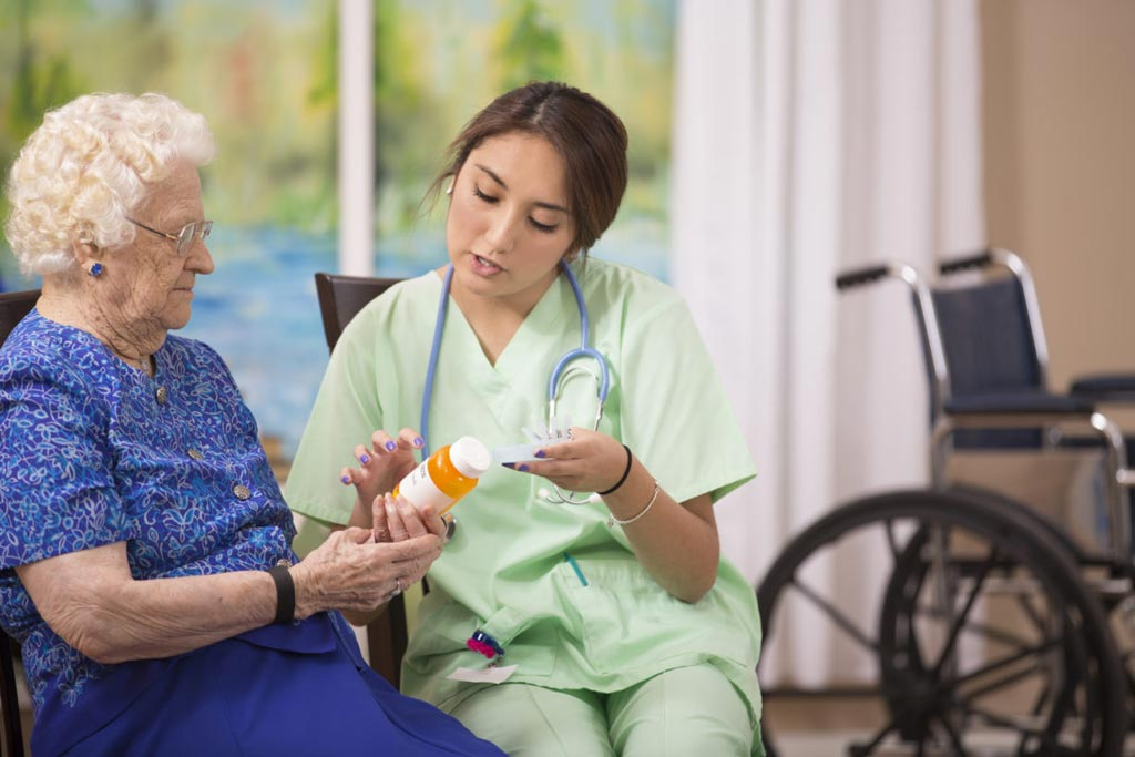 Image: A new study suggests that home health nursing and physician follow-up reduce sepsis readmissions (Photo courtesy of iStock).