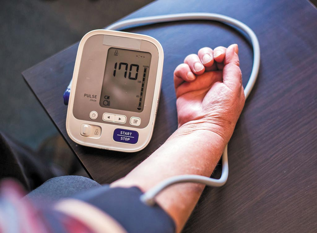 Image: Self-monitoring of blood pressure can help reduce post-partum maternal mortality, according to a new study (Photo courtesy of iStockPhoto).