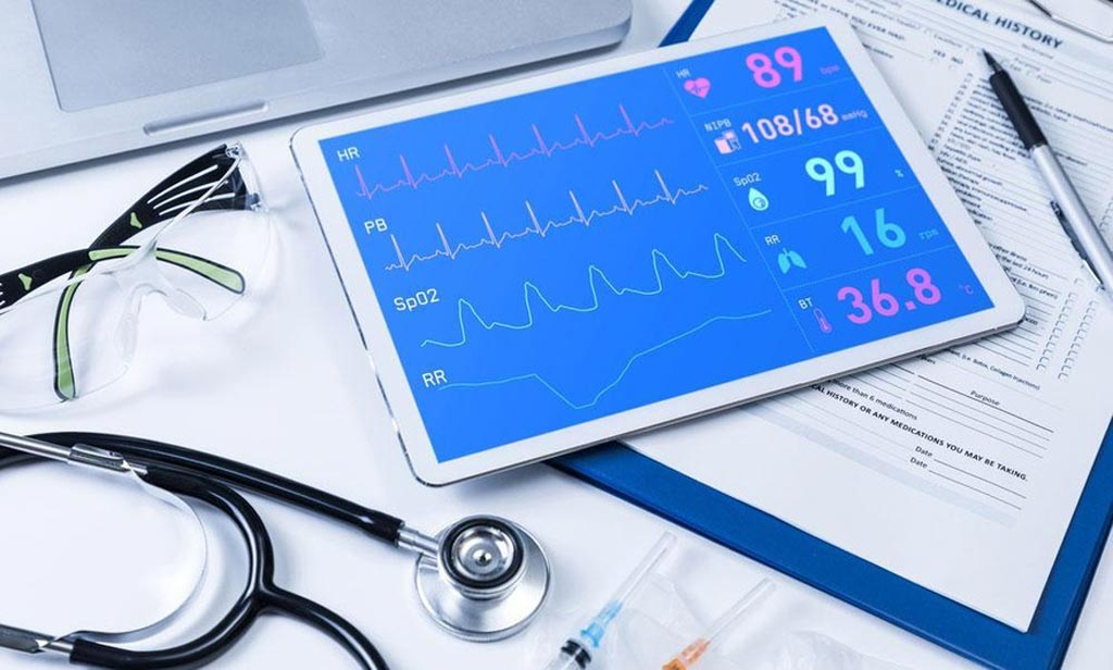 Image: IoT applications offer advantages to health care providers and patients, which can greatly improve healthcare options and services (Photo courtesy of Datafloq).