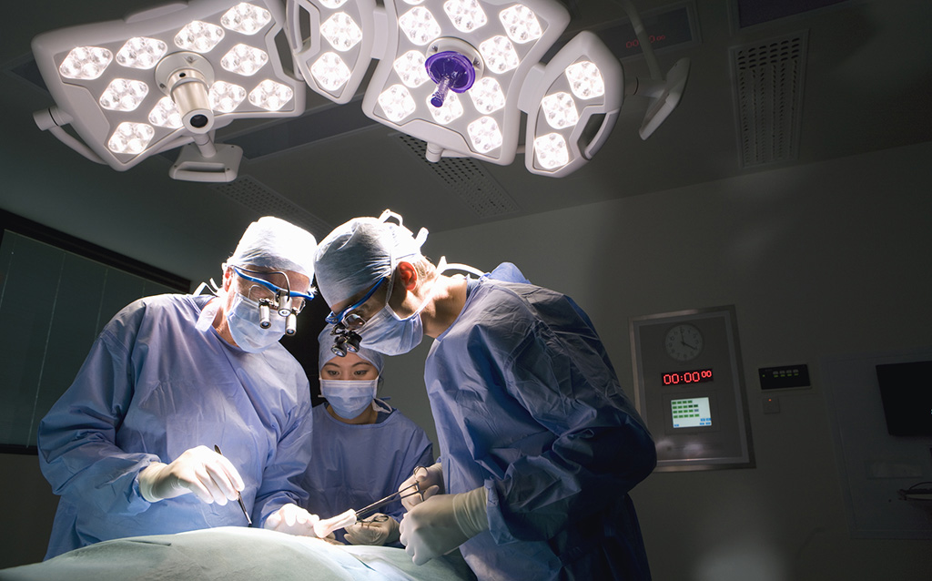 Image: Abdominal surgery during pregnancy is safe (Photo courtesy of Alamy)