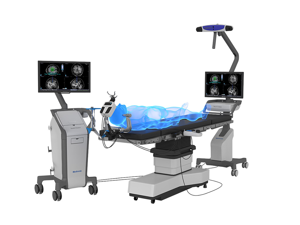 Image: The Stealth Autoguide Platform (Photo courtesy of Medtronic)