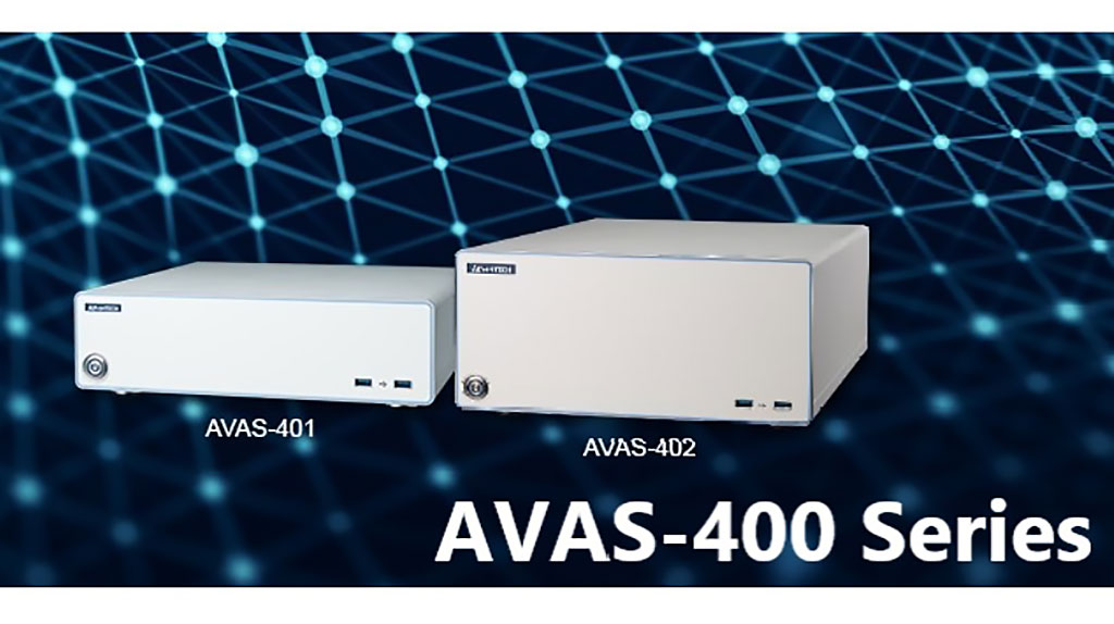 Image: AVAS-400 Series (Photo courtesy of Advantech Co., Ltd.)