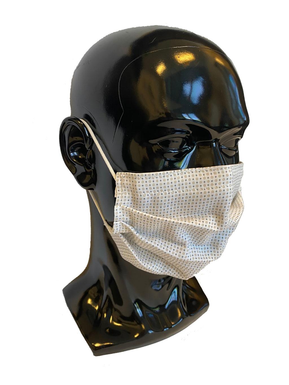 Image: Electric Anti-Viral Face Mask (Photo courtesy of Chandan Sen)