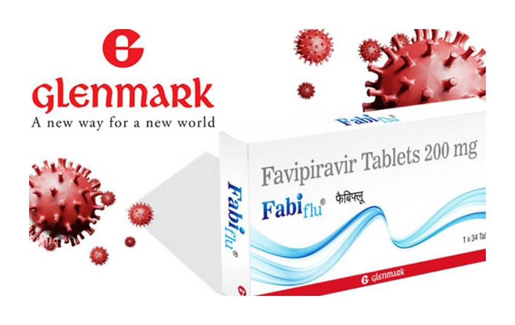 Image: Glenmark's Antiviral Drug Favipiravir (Photo courtesy of Glenmark Pharmaceuticals Ltd.)