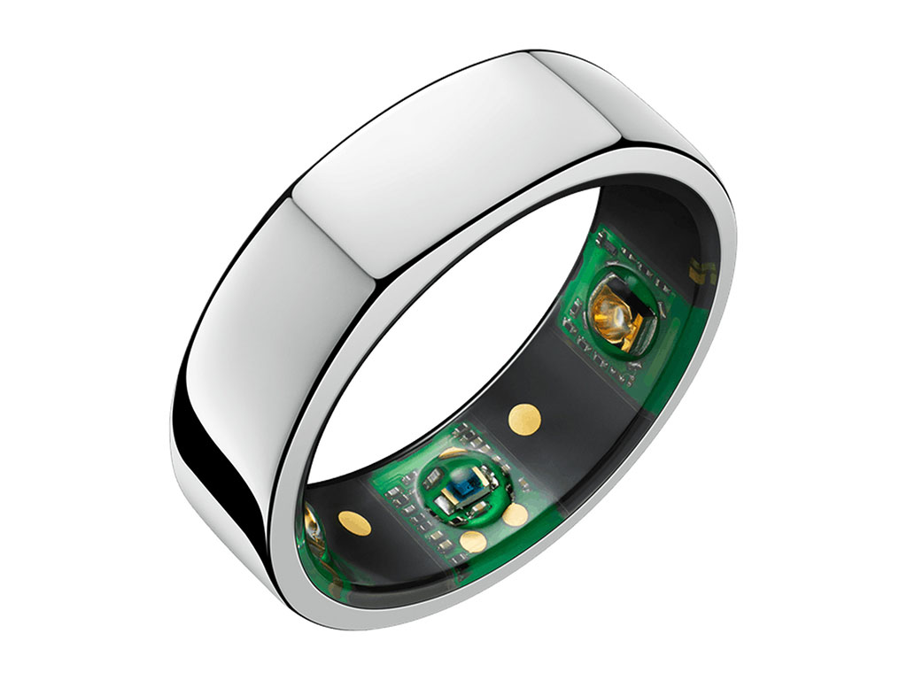 Image: Oura Ring (Photo courtesy of UCSF Osher Center for Integrative Medicine)