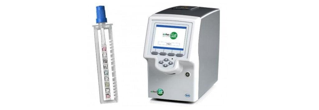 Image: The cobas SARS-CoV-2 & Influenza A/B Test (Photo courtesy of Roche)