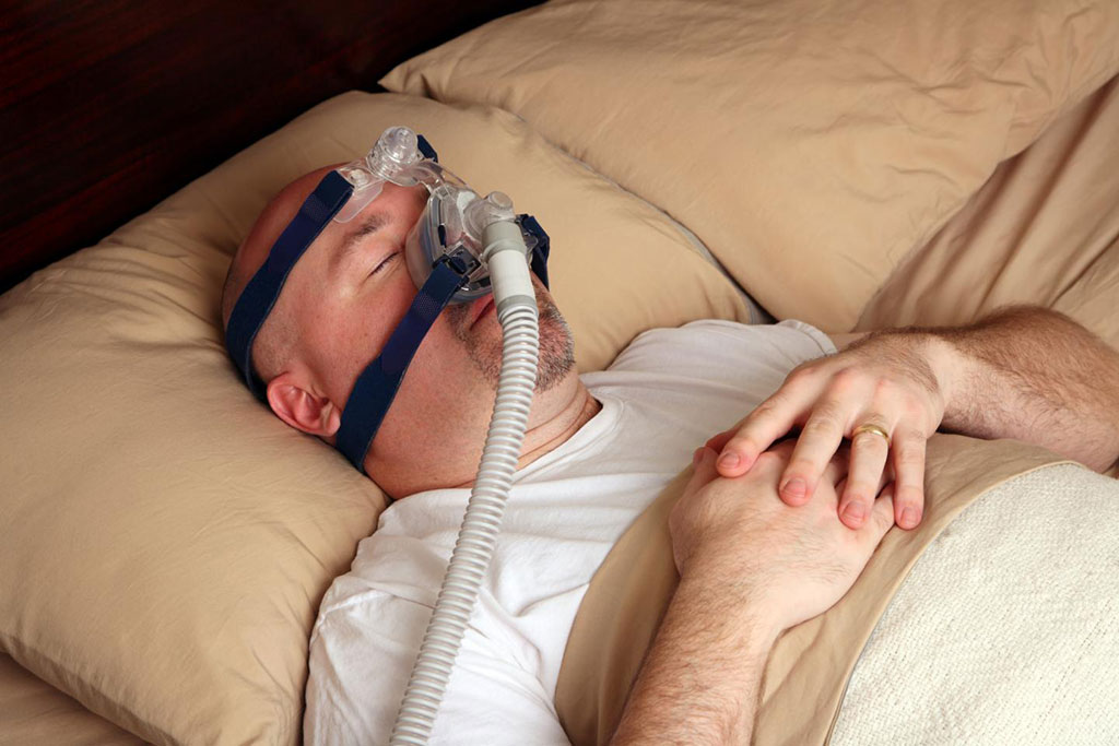 Image: CPAP Treatment Delivered Early in Admission Can Save Lives of COVID-19 Patients, Finds Study (Photo courtesy of Lancaster University)