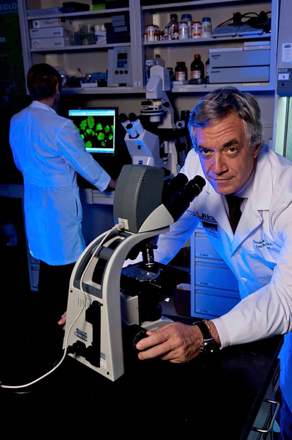 Image: Camillo Ricordi, M.D., director of the Diabetes Research Institute (DRI) and Cell Transplant Center at the University of Miami Miller School of Medicine (Photo courtesy of University of Miami Health System)