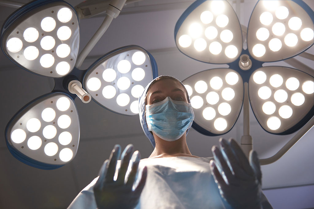 Image: The SunLED series of surgical lights (Photo courtesy of Mediland Enterprise)
