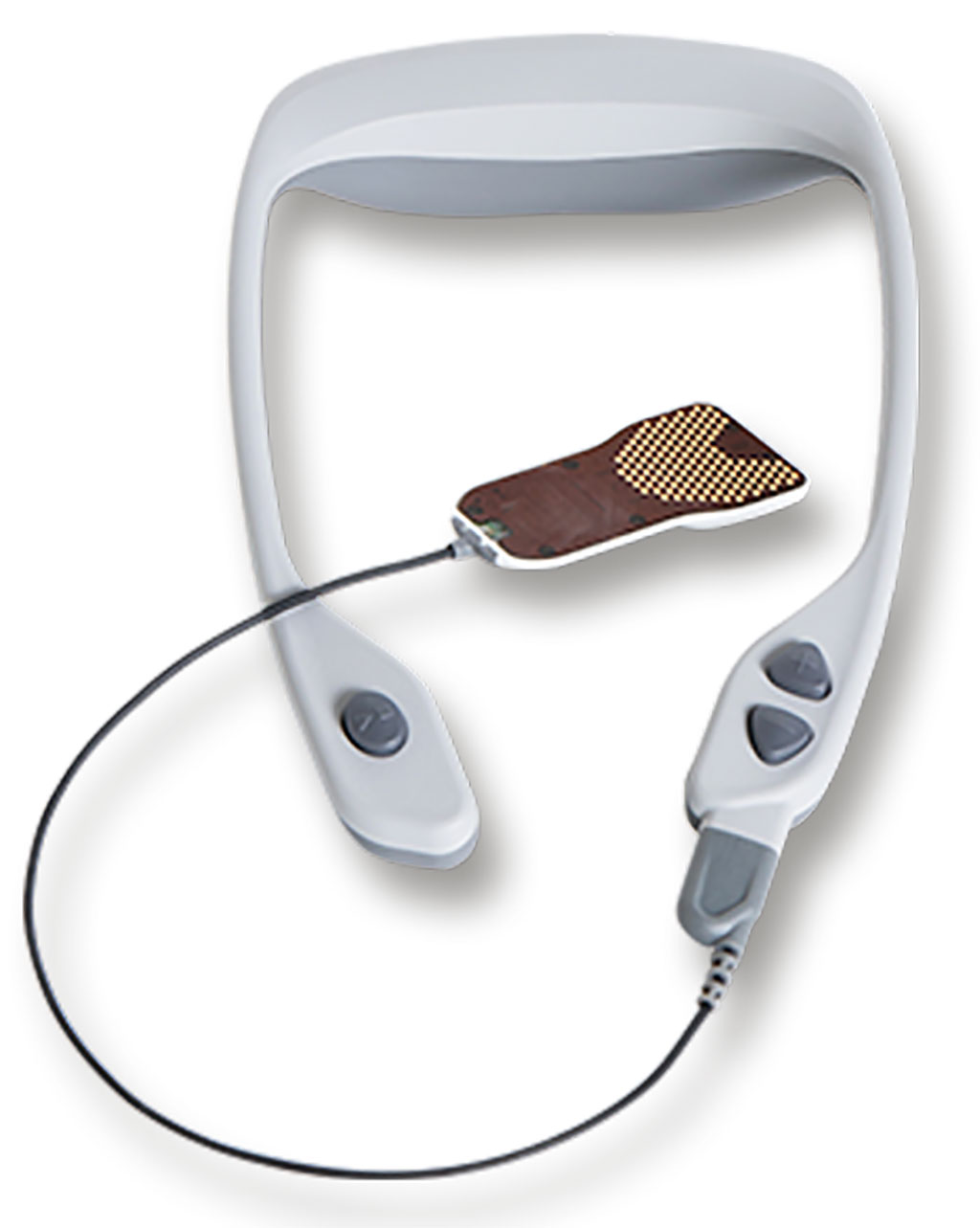 Image: Neuromuscular Stimulator Treats Gait Deficits in MS Patients  (Photo courtesy of Helius Medical)