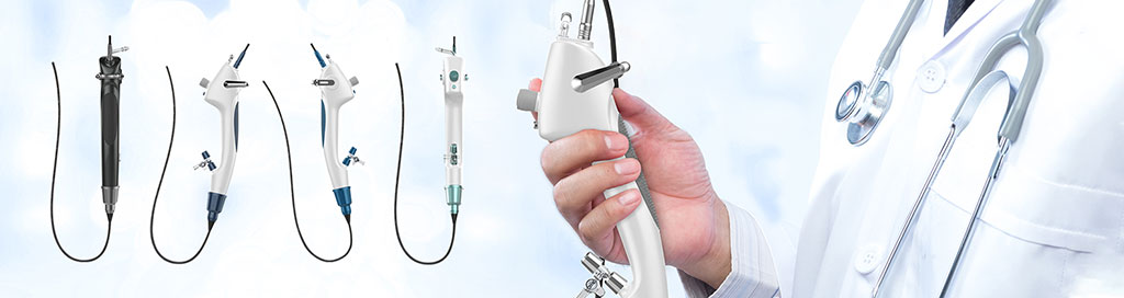 Image: The Single-Use H-SteriScope (Photo courtesy of Hunan Vathin Medical Instrument)