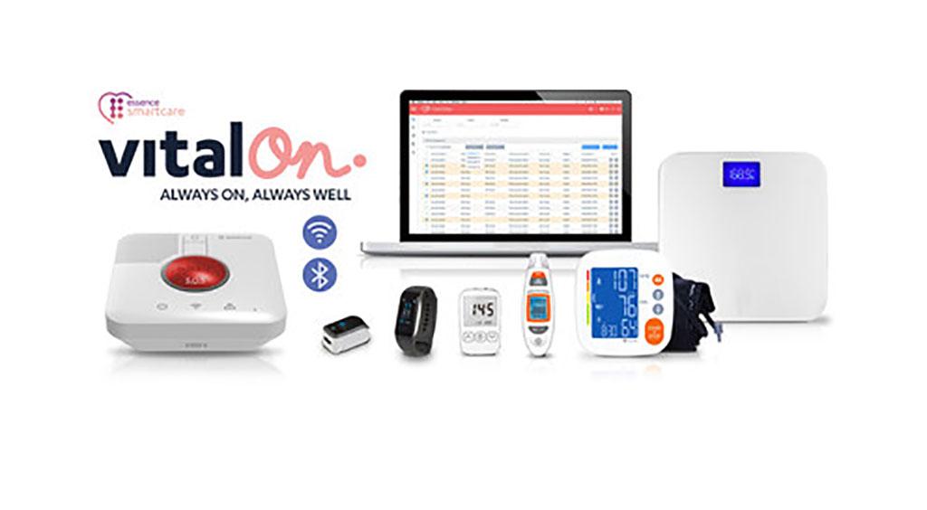 Image: The VitalOn Remote Patient Monitoring Solution (Photo courtesy of Essence SmartCare)