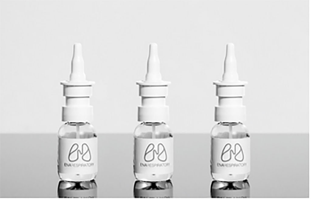 Image: First-in-Class Nasal Spray Could Both Treat and Prevent COVID-19 (Photo courtesy of ENA Respiratory)