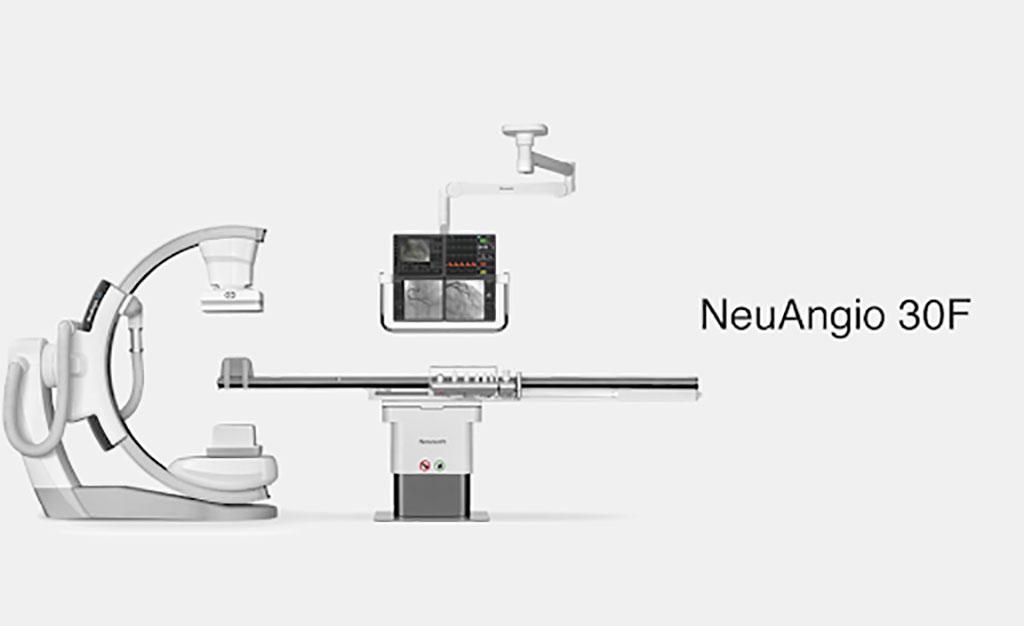 Image: NeuAngio 30F (Photo courtesy of Neusoft Corporation)