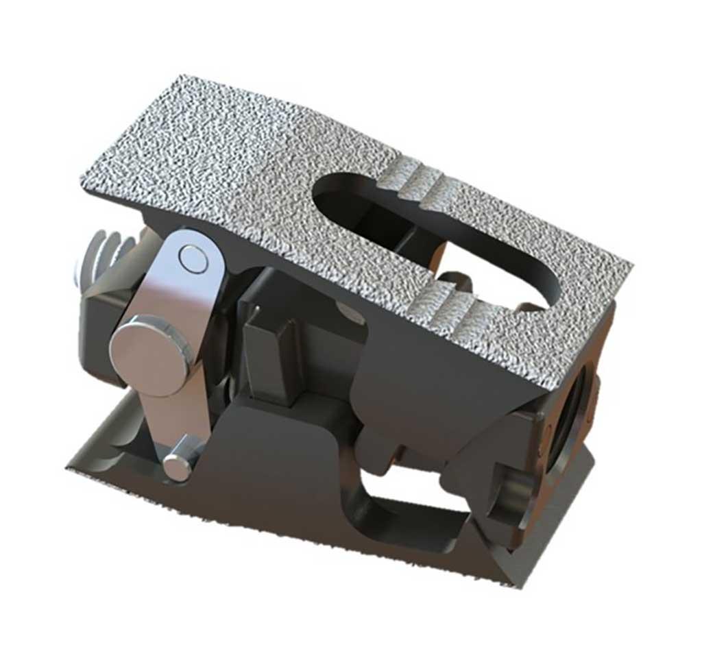 Image: The IO expandable lumbar interbody (Photo courtesy of MiRus)