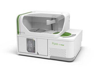 The Pictus P500 bench top clinical chemistry system