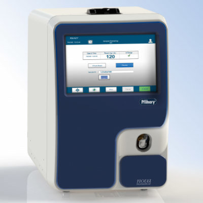 BLOOD GLUCOSE LABORATORY ANALYZER