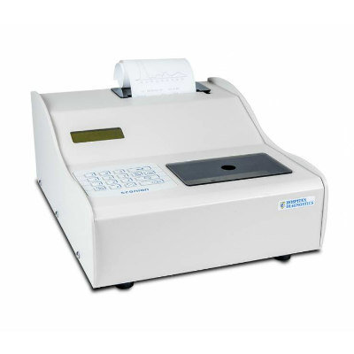 ELECTROPHORESIS ANALYZER