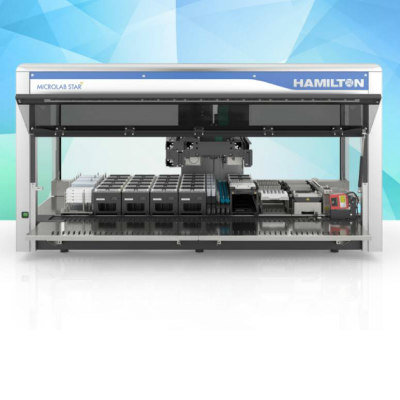 NEXT-GENERATION SEQUENCING (NGS) WORKSTATION
