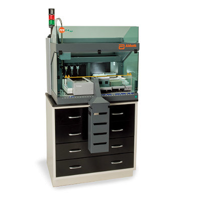 SAMPLE PREPARATION SYSTEM