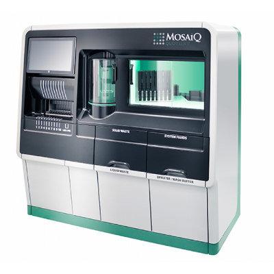 Blood Testing Platform