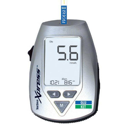 Glucose/Ketone Monitor