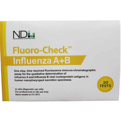 INFLUENZA A+B TEST