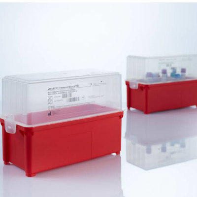 SAMPLE TRANSPORT BOX