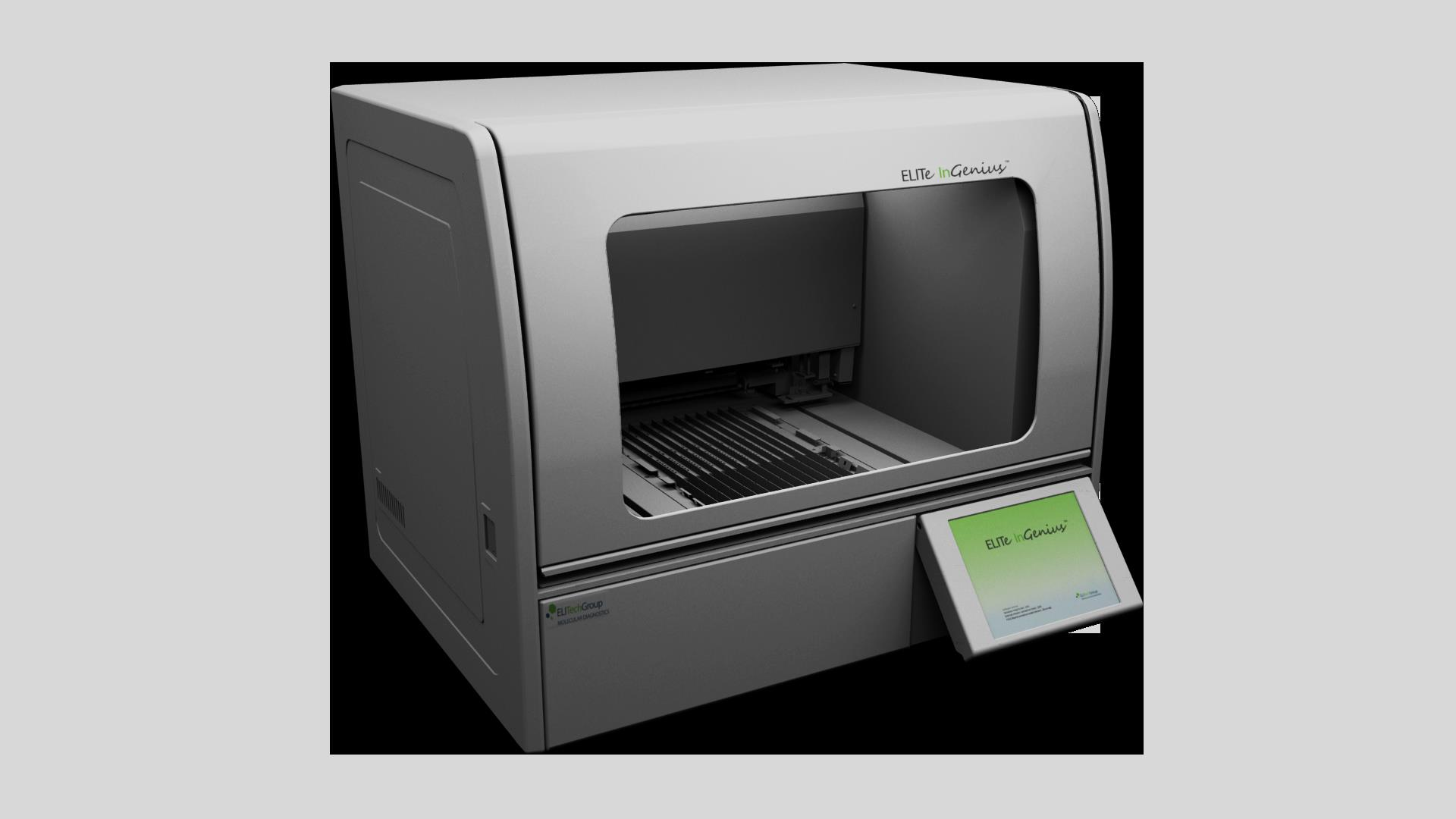 The ELITe InGenius fully automated molecular diagnostics system